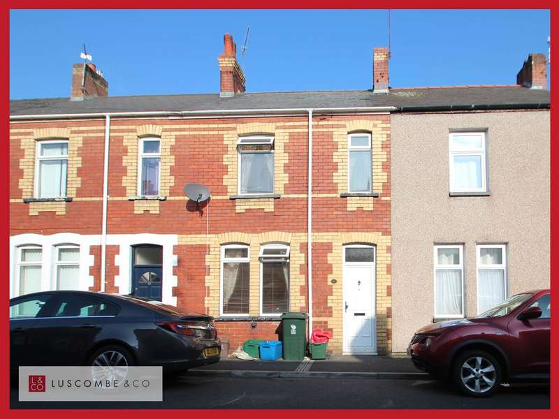 2 Bedrooms House for sale in Llewellyn Street, Newport, Gwent