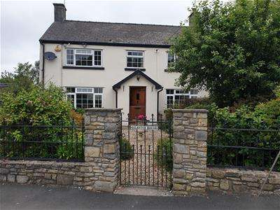 4 Bedrooms Detached House for sale in Penmark, Barry