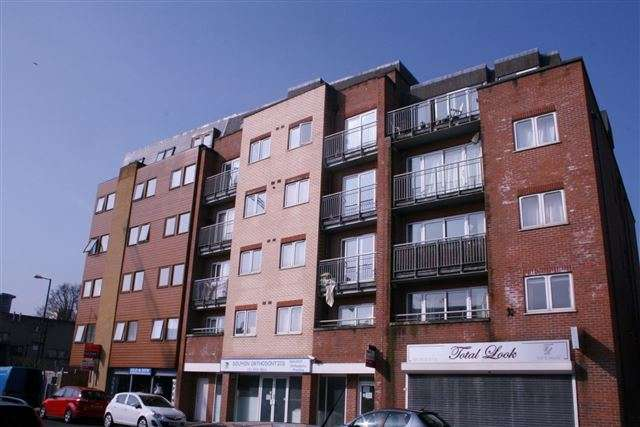1 Bedroom Flat for sale in Capstan House, 76 High Street, Portsmouth, Hampshire, PO6 3EQ