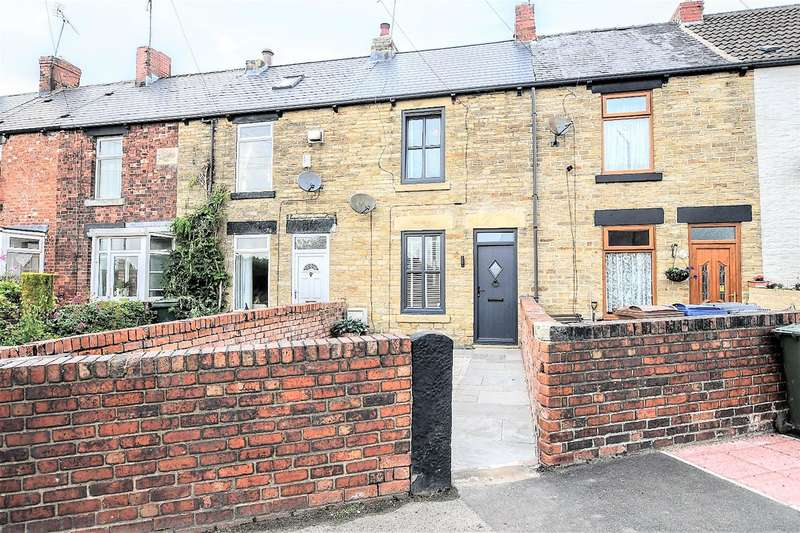 2 Bedrooms Terraced House for sale in The Gate, Dodworth, Barnsley, S75 3LE