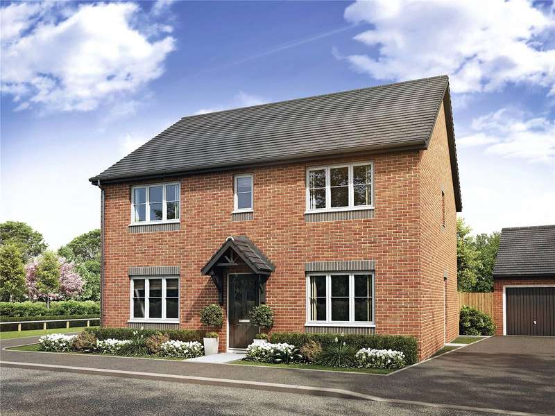 5 Bedrooms Detached House for sale in Malvhina Court, Brook Farm Drive, Malvern, Worcestershire