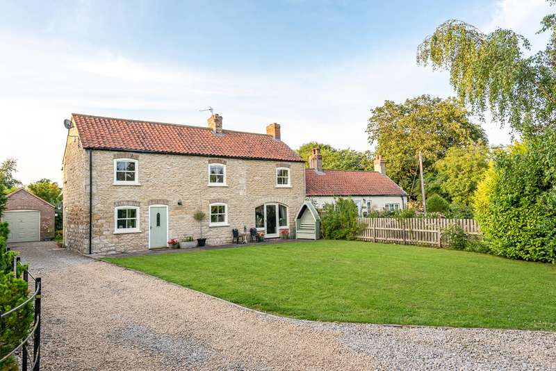 4 Bedrooms House for sale in Porch House, Amotherby, Malton, YO17 6TG