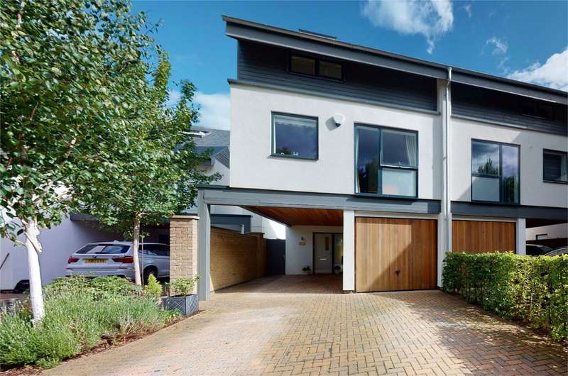 4 Bedrooms Semi Detached House for sale in Charlton Kings, Cheltenham, Gloucestershire