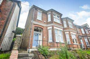 4 Bedrooms End Of Terrace House for sale in Folkestone Road, Dover, Kent