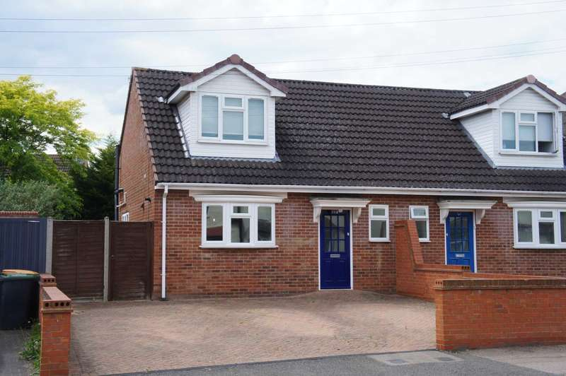 3 Bedrooms Semi Detached House for sale in Chantry Road, Kempston