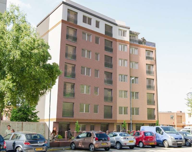 3 Bedrooms Apartment Flat for rent in Crecy Court, Lee Circle, Lee Street LE1