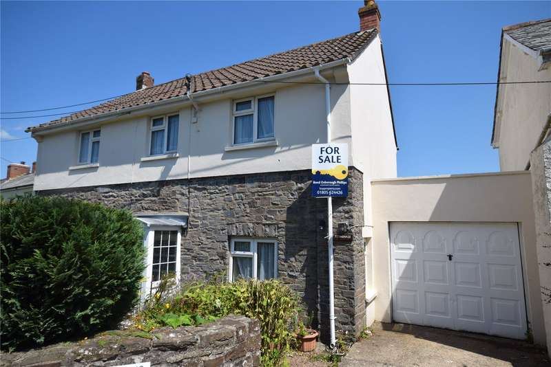 3 Bedrooms Detached House for sale in Beaford, Devon, EX19