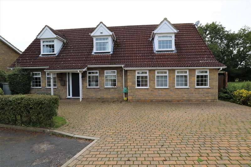 4 Bedrooms Detached House for sale in Lime Tree Paddock, Scothern, Lincoln