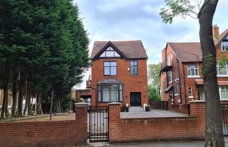 6 Bedrooms Detached House for sale in Wilbraham Road, Chorlton, Manchester, M21