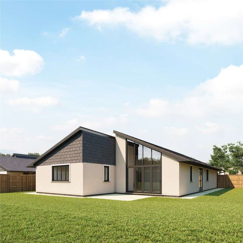 4 Bedrooms Detached Bungalow for sale in The Canterbury, 29 Bishops Court, St. Davids, Haverfordwest, Pembrokeshire