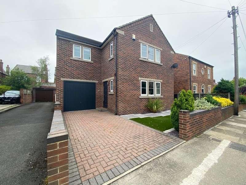 4 Bedrooms Detached House for sale in Belgrave Street, Ossett, West Yorkshire, WF5