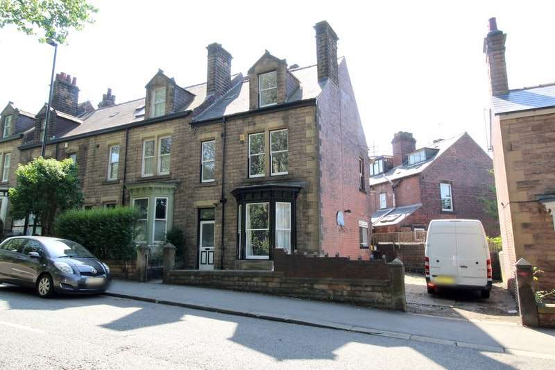 4 Bedrooms End Of Terrace House for sale in Heeley Bank Road, Sheffield, South Yorkshire, S2