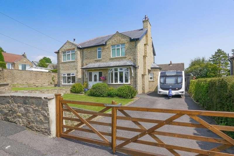 5 Bedrooms Detached House for sale in Belmont Close, Baildon, Shipley, BD17