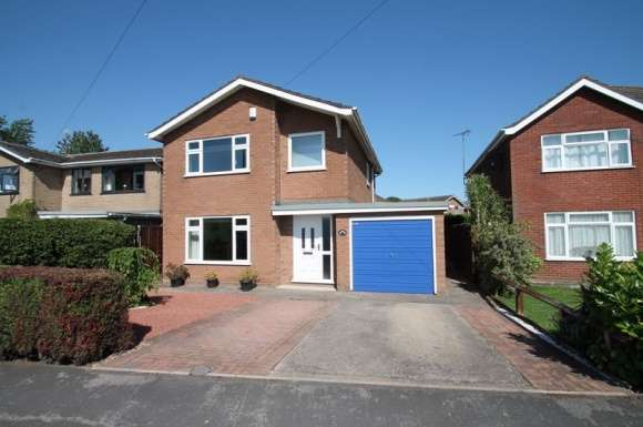 3 Bedrooms Detached House for sale in Cradge Bank, Spalding