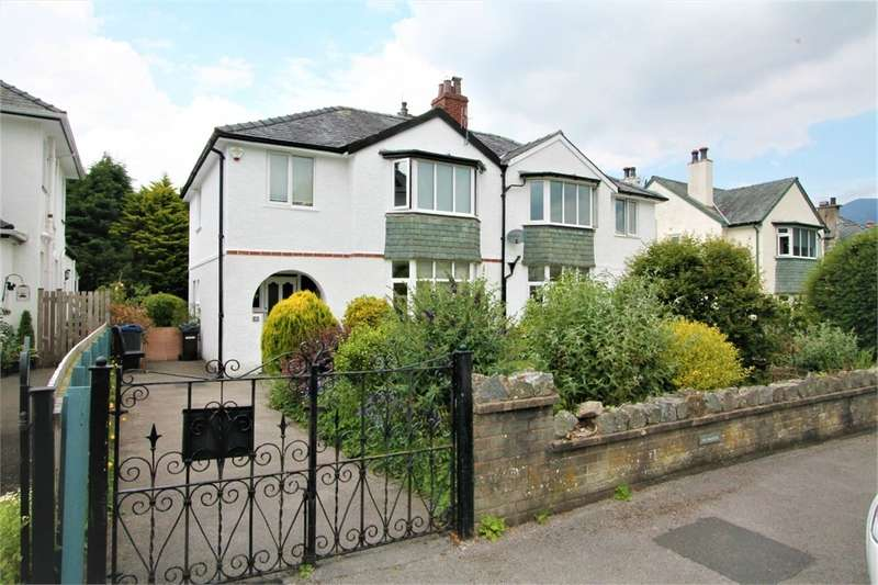 3 Bedrooms Semi Detached House for sale in Dalraven, 10 Manor Park, KESWICK, Cumbria