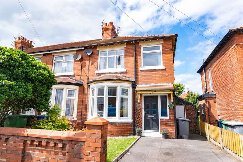 3 Bedrooms Semi Detached House for sale in Cudworth Road, Lytham St Annes, FY8