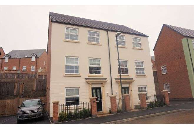 3 Bedrooms Semi Detached House for sale in Tile Lane, Nuneaton, CV10