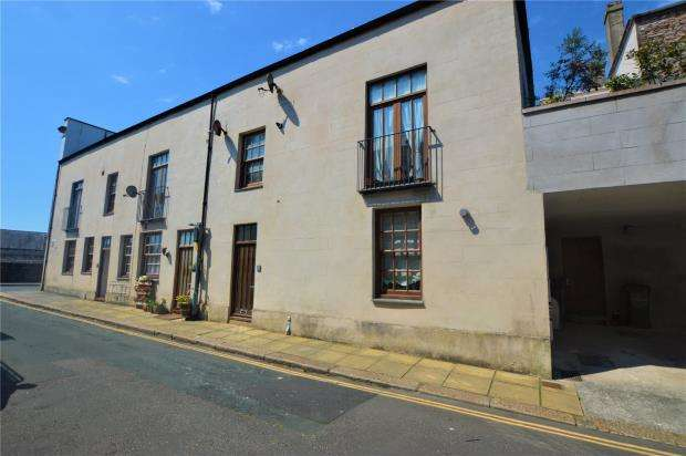 4 Bedrooms End Of Terrace House for sale in Market Street, Plymouth, Devon