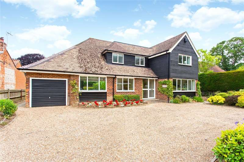 4 Bedrooms Detached House for sale in Easton, Winchester, Hampshire, SO21