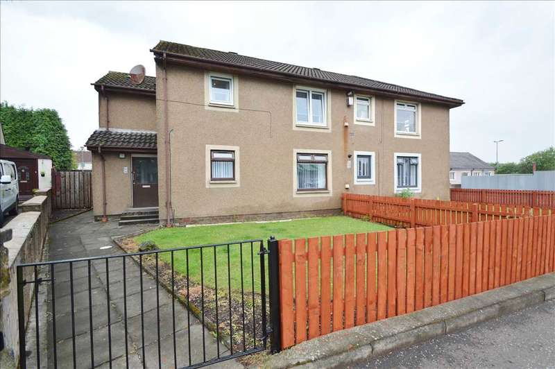 1 Bedroom Apartment Flat for sale in Glasgow Road, Hamilton