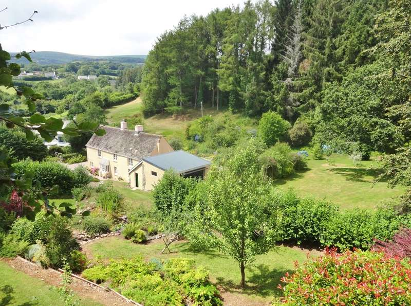 6 Bedrooms Detached House for sale in Nr Holne