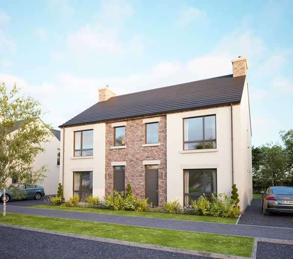 3 Bedrooms Property for sale in New Homes at Longridge, The Hollows, Lurgan