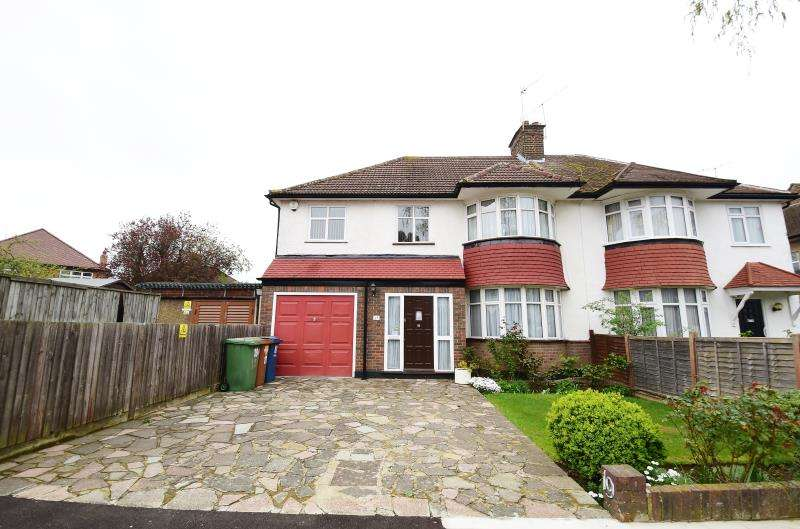 4 Bedrooms Semi Detached House for sale in Elm Grove, Harrow, Middlesex