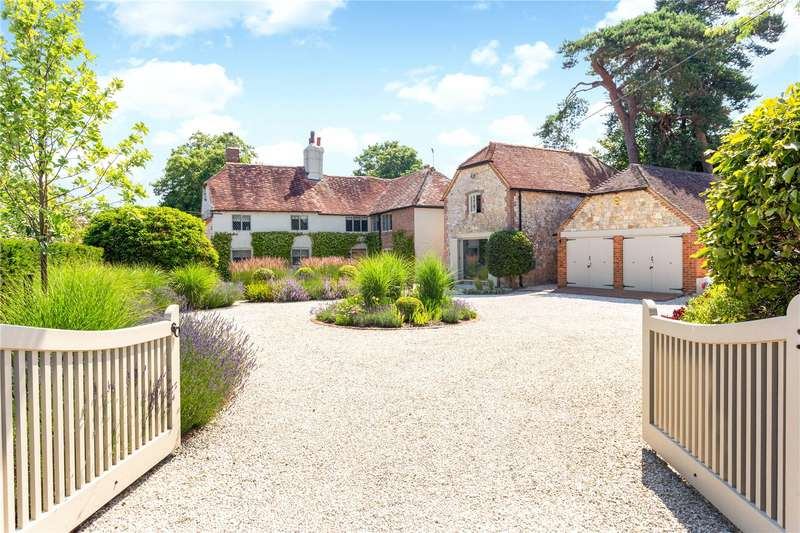 5 Bedrooms Detached House for sale in Monastery Lane, Storrington, Pulborough, West Sussex, RH20