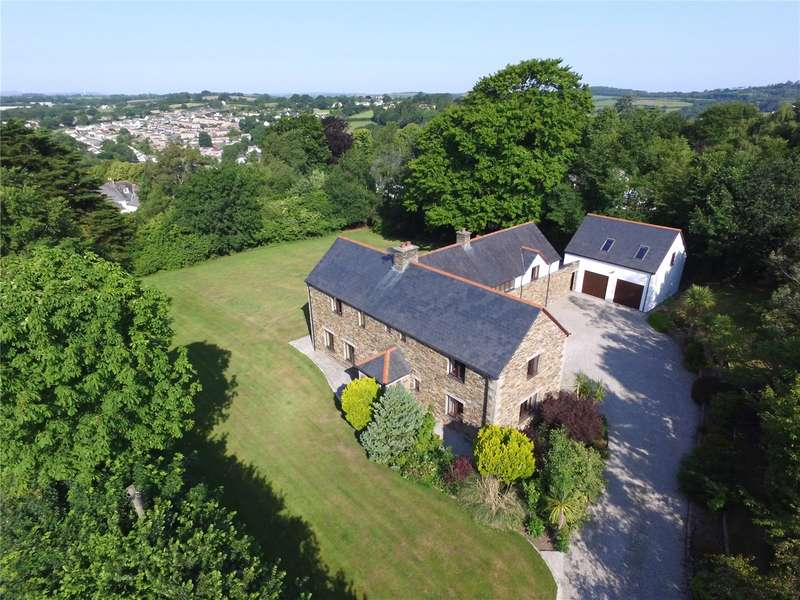 5 Bedrooms House for sale in Windmill Hill, Launceston, Cornwall, PL15