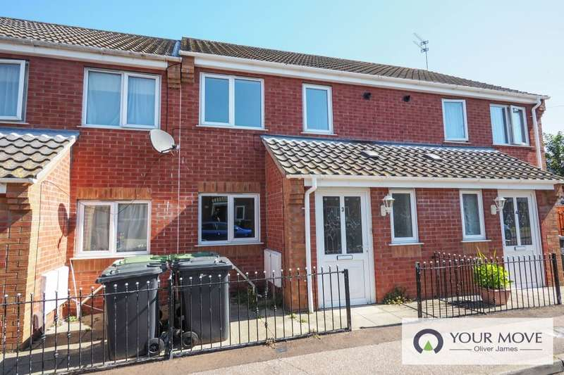 2 Bedrooms Property for rent in Frederick Road, Gorleston, Great Yarmouth, NR31
