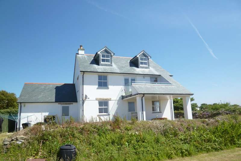 4 Bedrooms Detached House for sale in Sennen, Penzance