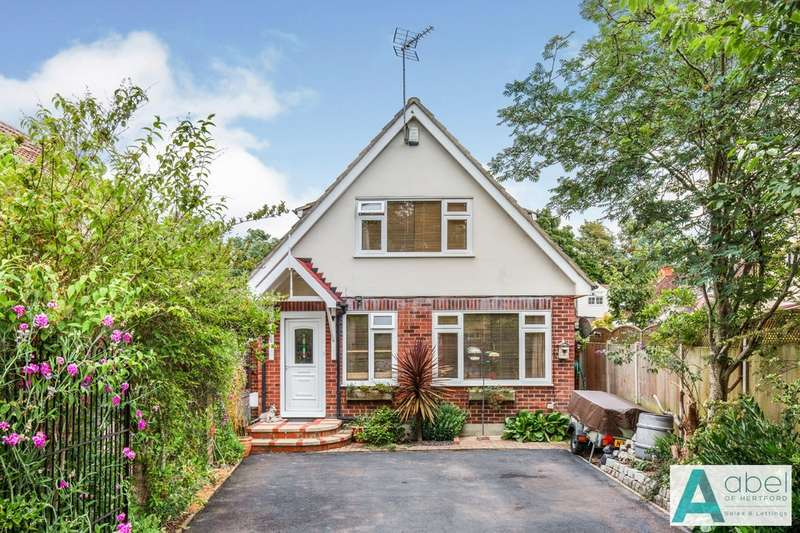 3 Bedrooms Detached House for sale in Amwell Lane, Stanstead Abbotts, Ware, SG12