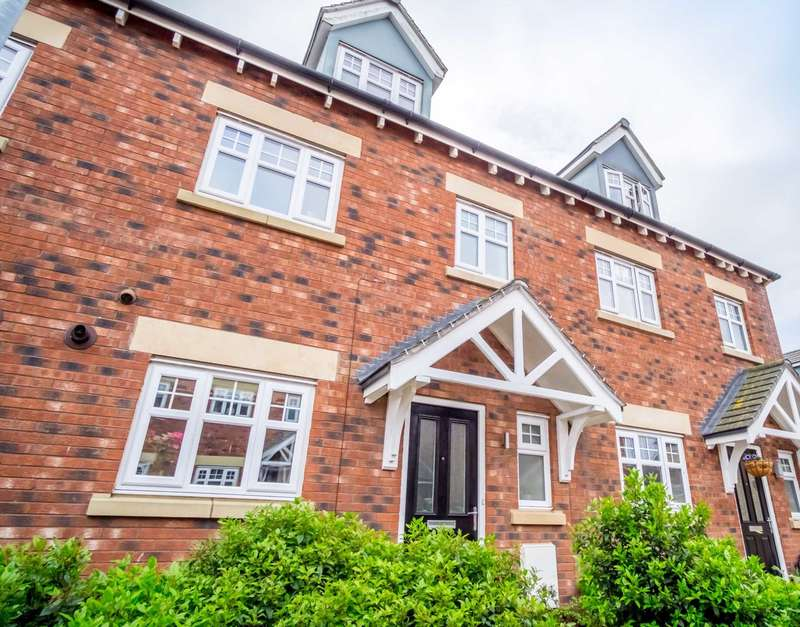 3 Bedrooms Serviced Apartments Flat for rent in Ivybank Close, Ingbirchworth, Penistone