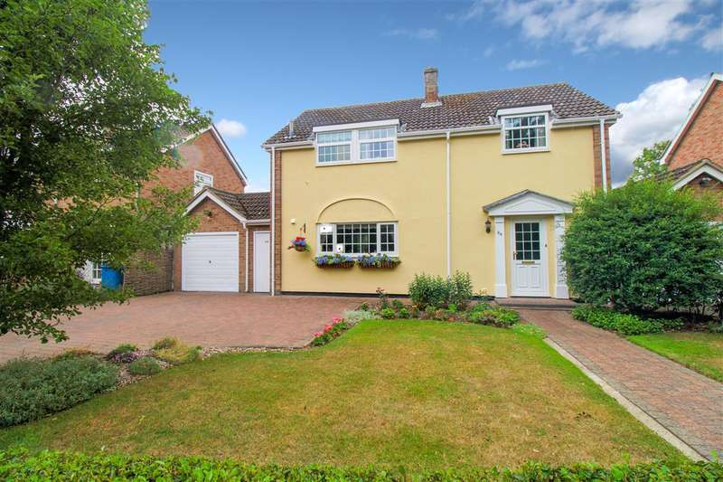 4 Bedrooms Detached House for sale in School Lane, Stratford St Mary, Colchester