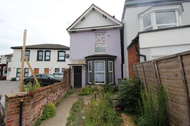 3 Bedrooms Detached House for sale in Shirley Road, Southampton, Hampshire, SO15