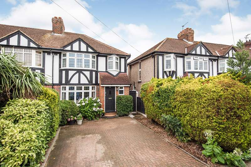 3 Bedrooms End Of Terrace House for sale in Milner Drive, Whitton, Twickenham, TW2