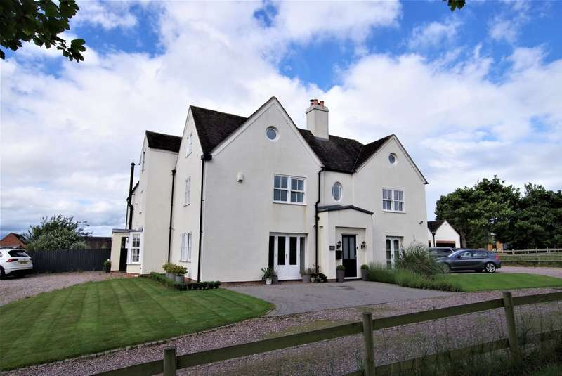 5 Bedrooms House for sale in Coppenhall Hall, Coppenhall Mews