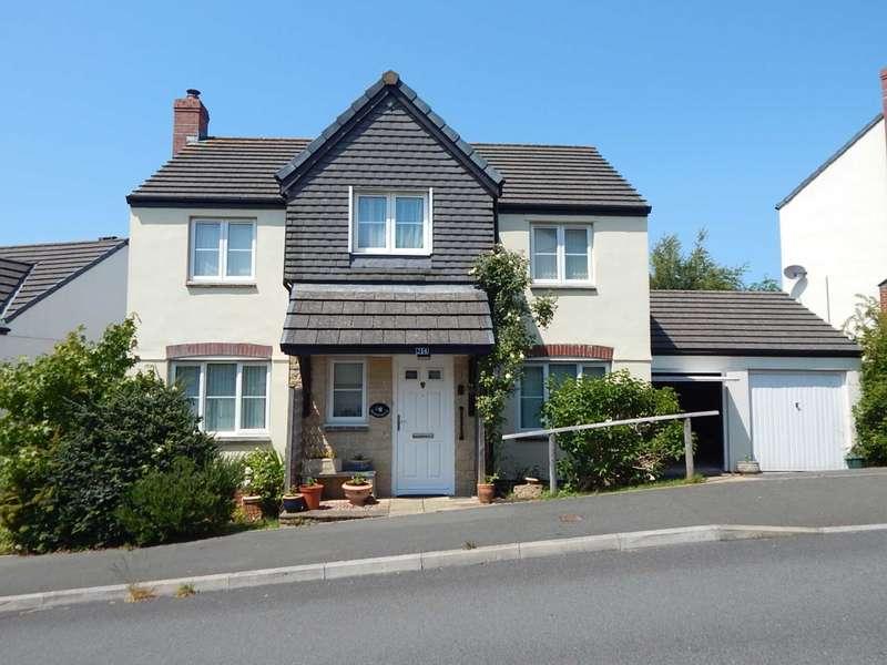 4 Bedrooms Detached House for sale in Catnip Close, Axminster, Devon