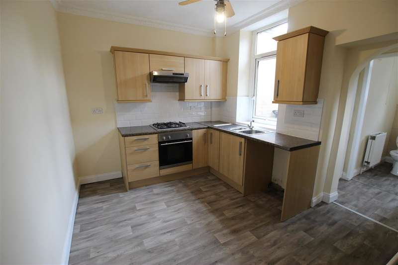 2 Bedrooms End Of Terrace House for sale in Carlton Road, Barnsley