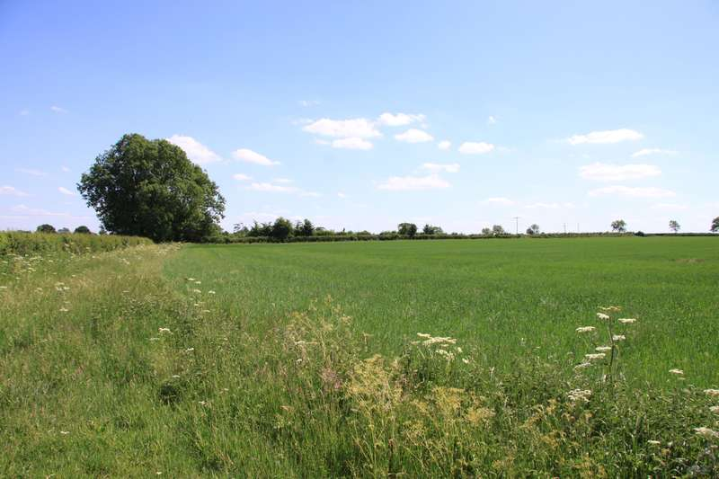 Land Commercial for sale in Farmland at Firs Farm, Little Somerford, Chippenham, Wiltshire