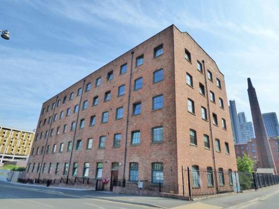 2 Bedrooms Flat for sale in Macintosh Mills, Manchester, Greater Manchester, M1 5GH