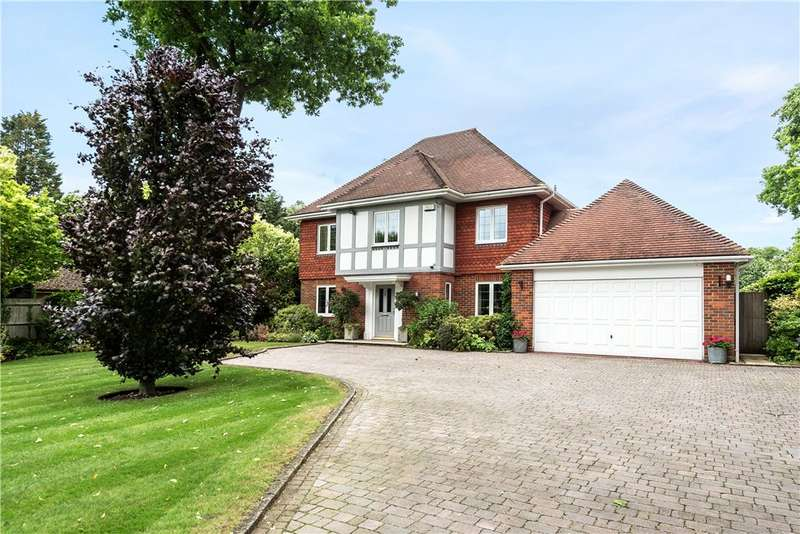 5 Bedrooms Detached House for sale in Verran Road, Camberley, Surrey, GU15