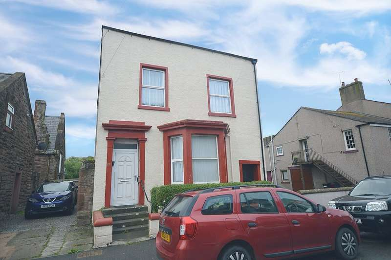 5 Bedrooms Detached House for sale in Church Road, Harrington, CA14