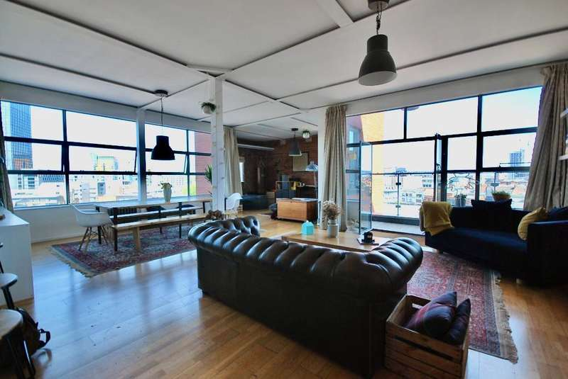 2 Bedrooms Apartment Flat for sale in Church Street, Manchester, M4 1PE