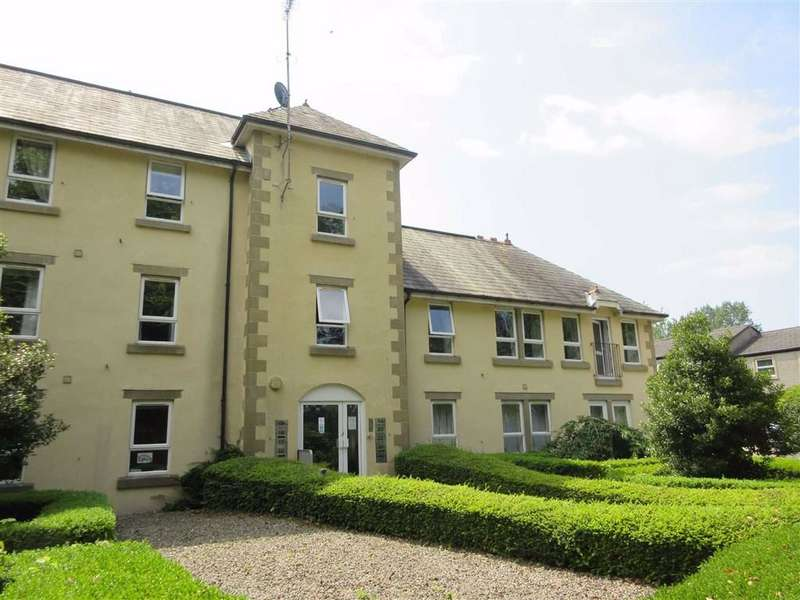 2 Bedrooms Apartment Flat for sale in Storey Hall, Lancaster, LA1