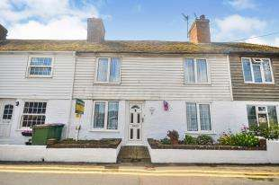 2 Bedrooms Terraced House for sale in Mill Road, Dymchurch, Romney Marsh, Kent