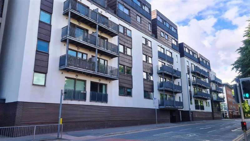 2 Bedrooms Apartment Flat for sale in Isaac Way, Manchester, Manchester