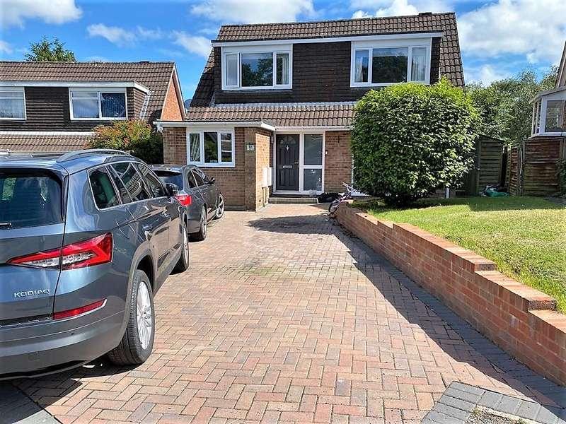 3 Bedrooms Detached House for sale in Badgers Walk, Dibden Purlieu
