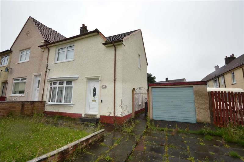 3 Bedrooms Terraced House for sale in Stanley Place, Blantyre