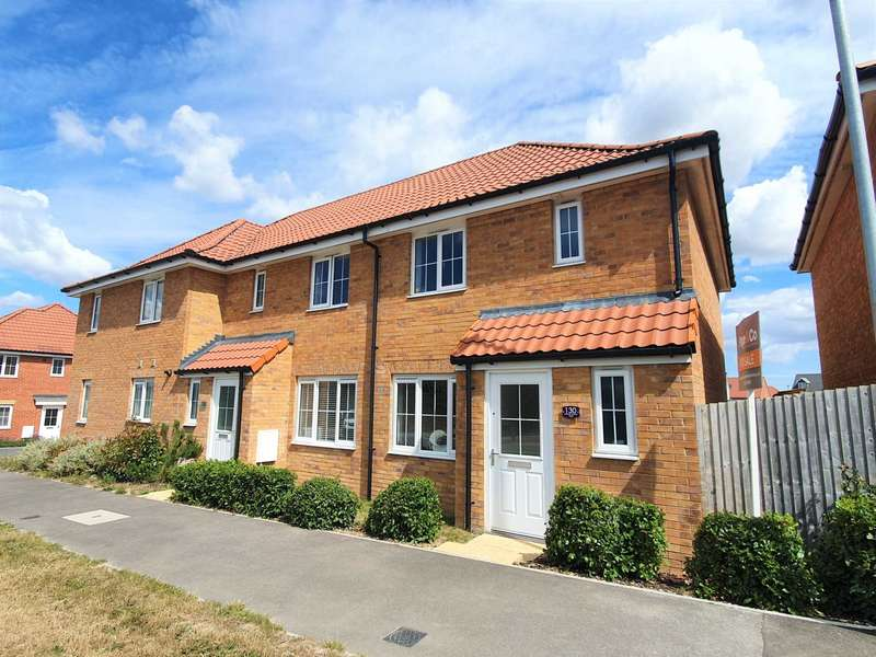 3 Bedrooms End Of Terrace House for sale in Dorman Avenue North, Aylesham